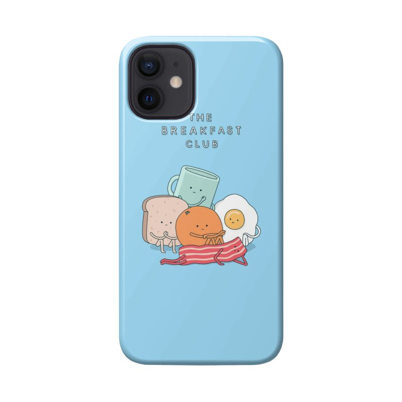 The Breakfast Club Accessories Phone Case by Threadless Artist Shop