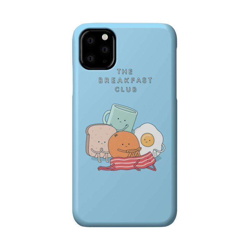 The Breakfast Club Accessories Phone Case by Threadless Artist Shop