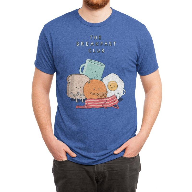 The Breakfast Club Men's T-Shirt by Threadless Artist Shop