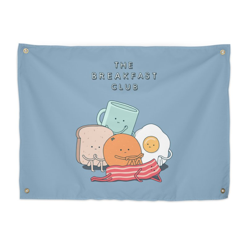 The Breakfast Club Home Tapestry by Threadless Artist Shop