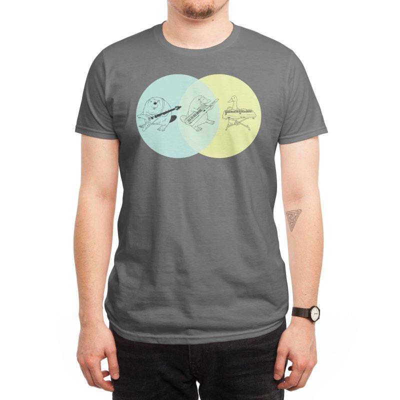 Math Men's T-Shirt by Threadless Artist Shop