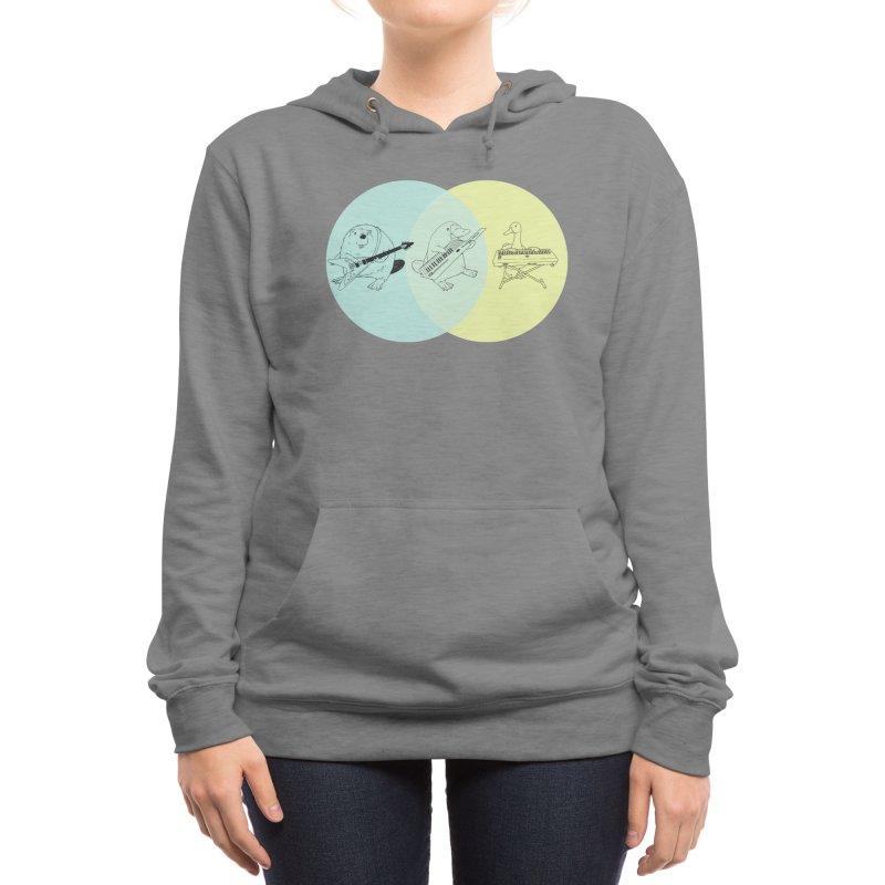 Math Women's Pullover Hoody by Threadless Artist Shop