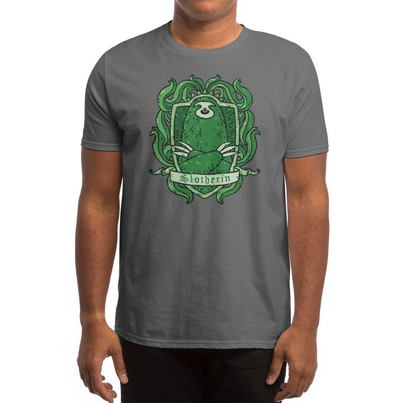 Slotherin Men's T-Shirt by Threadless Artist Shop