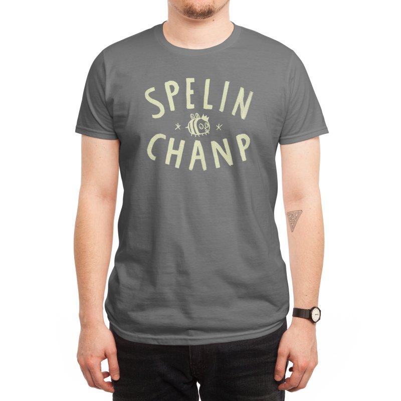 Spelin Chanp Men's T-Shirt by Threadless Artist Shop