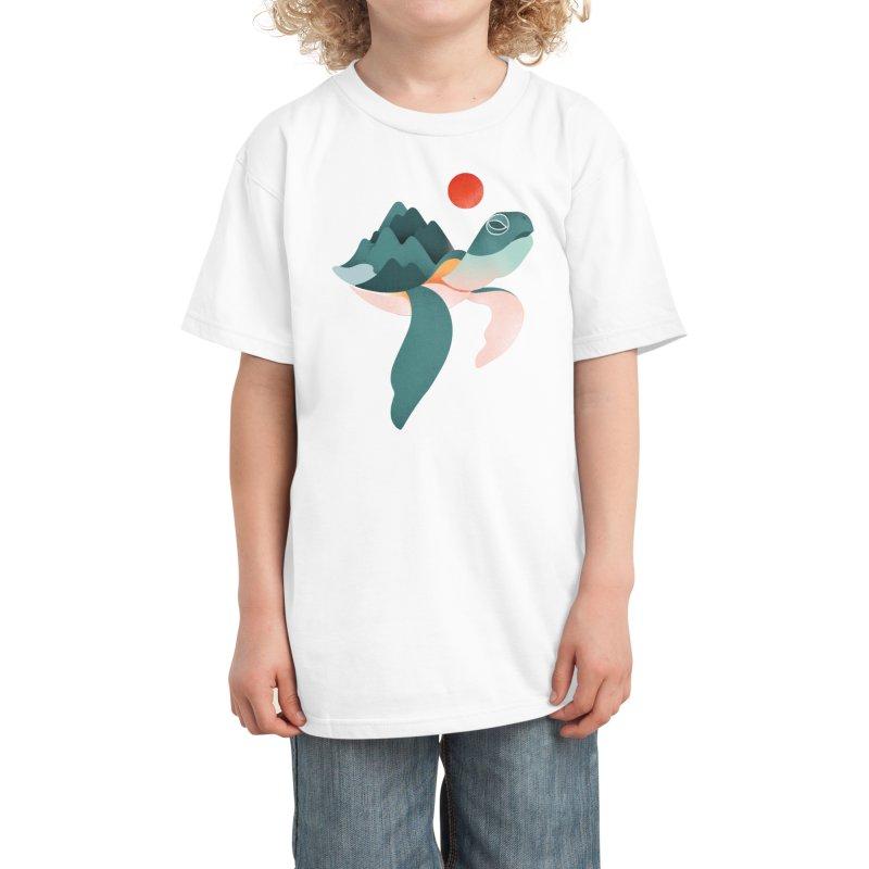 Archelon Kids T-Shirt by Threadless Artist Shop