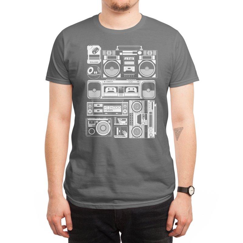Radios Men's T-Shirt by Threadless Artist Shop