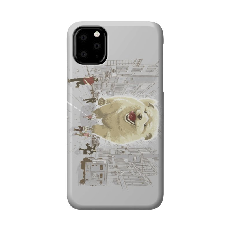 Attack of the Cutest Monster Accessories Phone Case by Threadless Artist Shop