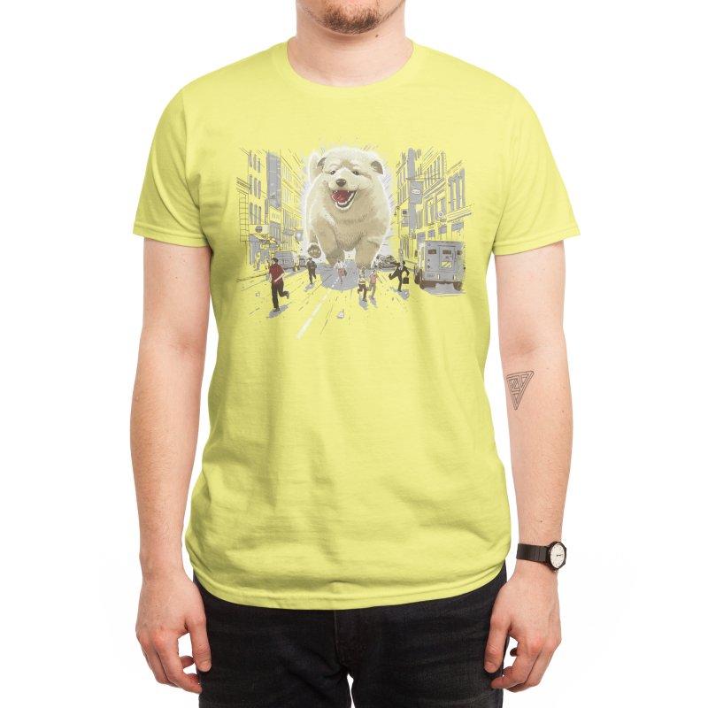 Attack of the Cutest Monster Men's T-Shirt by Threadless Artist Shop