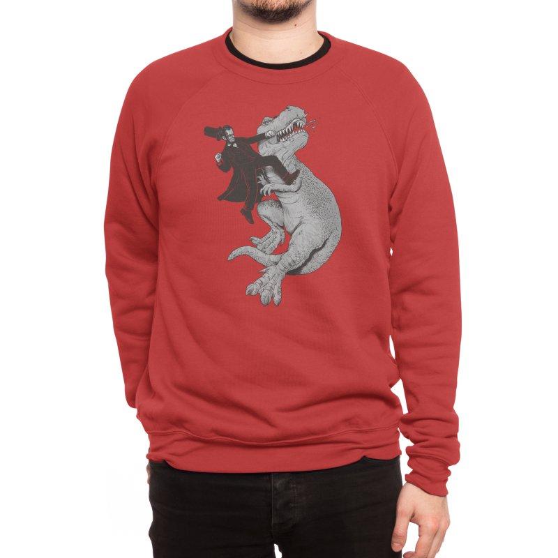 Abraham Men's Sweatshirt by Threadless Artist Shop