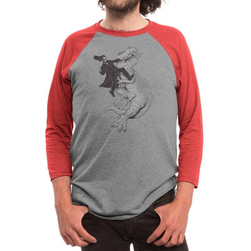 Abraham Men's Longsleeve T-Shirt by Threadless Artist Shop