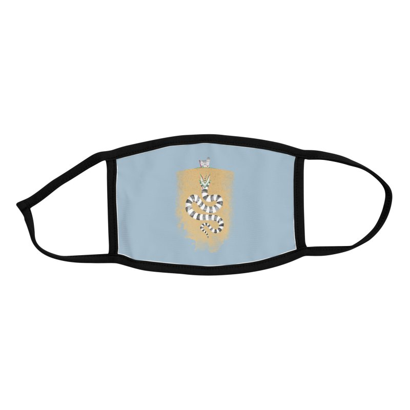 Recently Deceased Accessories Face Mask by Threadless Artist Shop