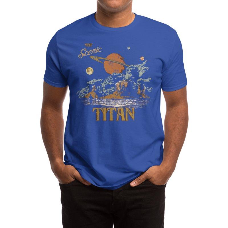 Visit Scenic Titan Men's T-Shirt by Threadless Artist Shop