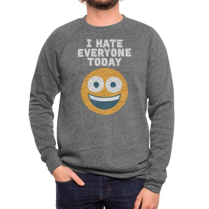 Loathe Is the Answer Men's Sweatshirt by Threadless Artist Shop