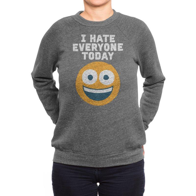 Loathe Is the Answer Women's Sweatshirt by Threadless Artist Shop