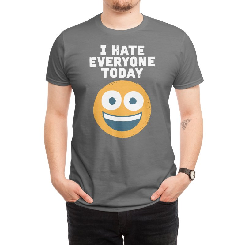 Loathe Is the Answer Men's T-Shirt by Threadless Artist Shop