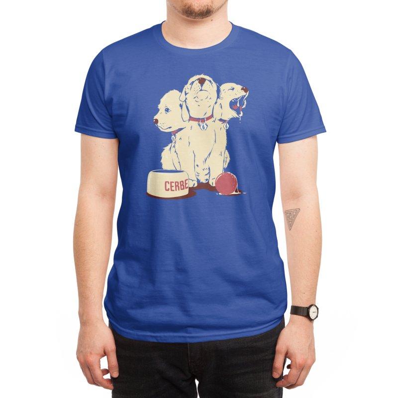 Satan's Little Helper Men's T-Shirt by Threadless Artist Shop
