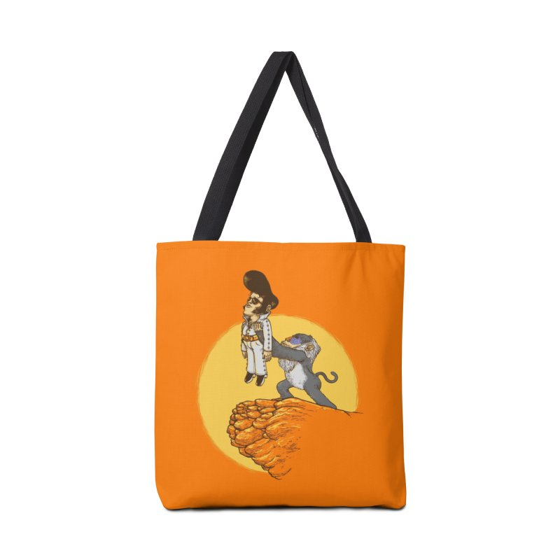 The King Accessories Bag by Threadless Artist Shop