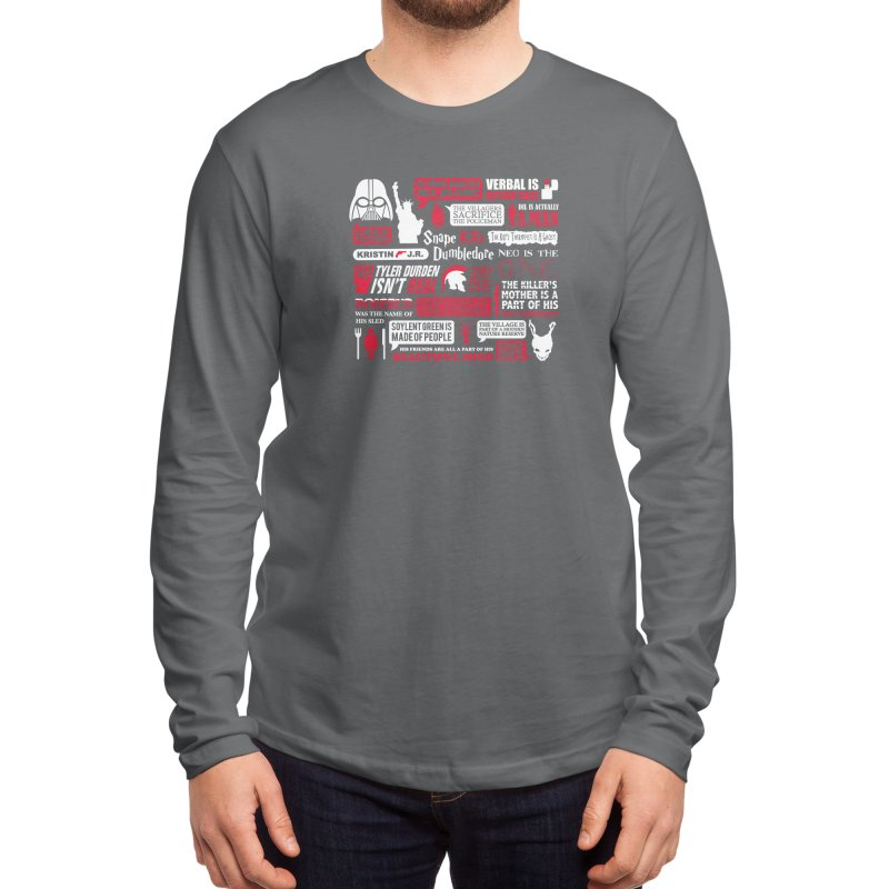 Spoilt Men's Longsleeve T-Shirt by Threadless Artist Shop
