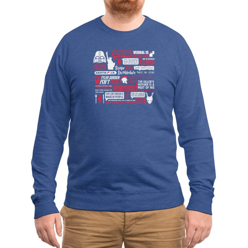 Spoilt Men's Sweatshirt by Threadless Artist Shop