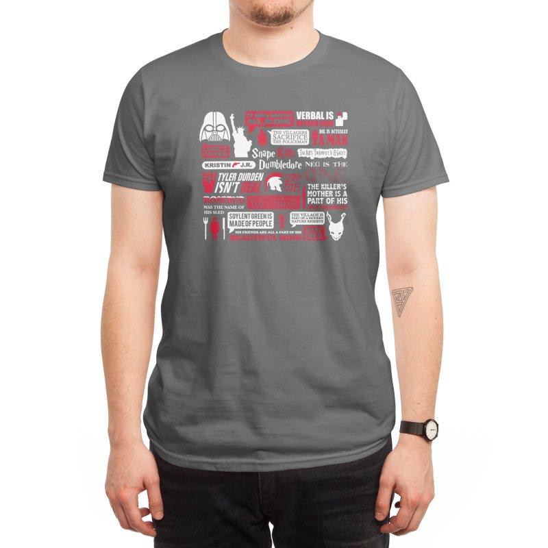 Spoilt Men's T-Shirt by Threadless Artist Shop