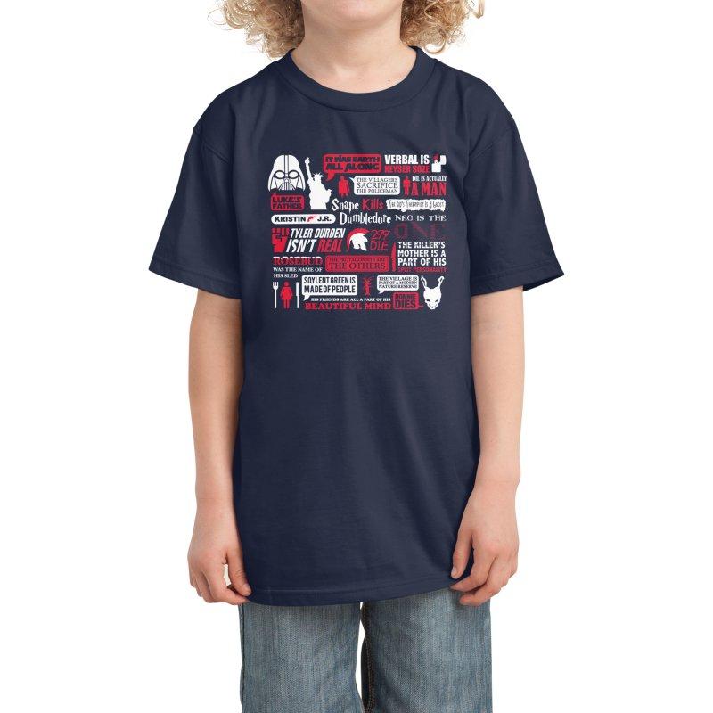 Spoilt Kids T-Shirt by Threadless Artist Shop