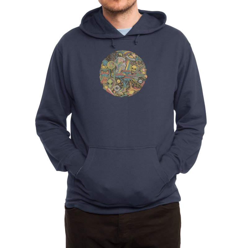 Your Mind's Eye Men's Pullover Hoody by Threadless Artist Shop
