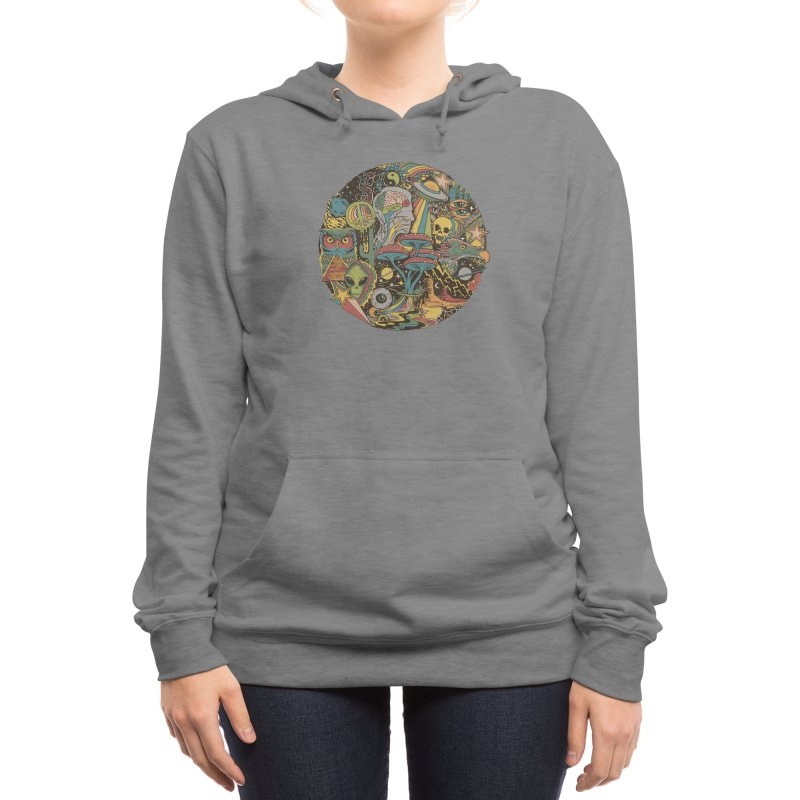 Your Mind's Eye Women's Pullover Hoody by Threadless Artist Shop