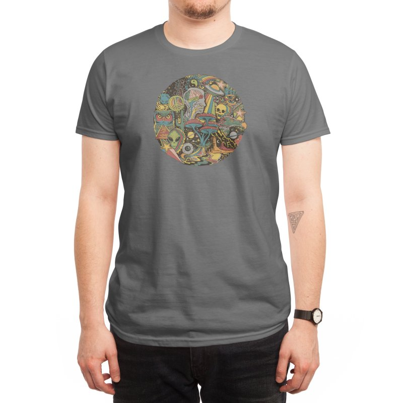 Your Mind's Eye Men's T-Shirt by Threadless Artist Shop