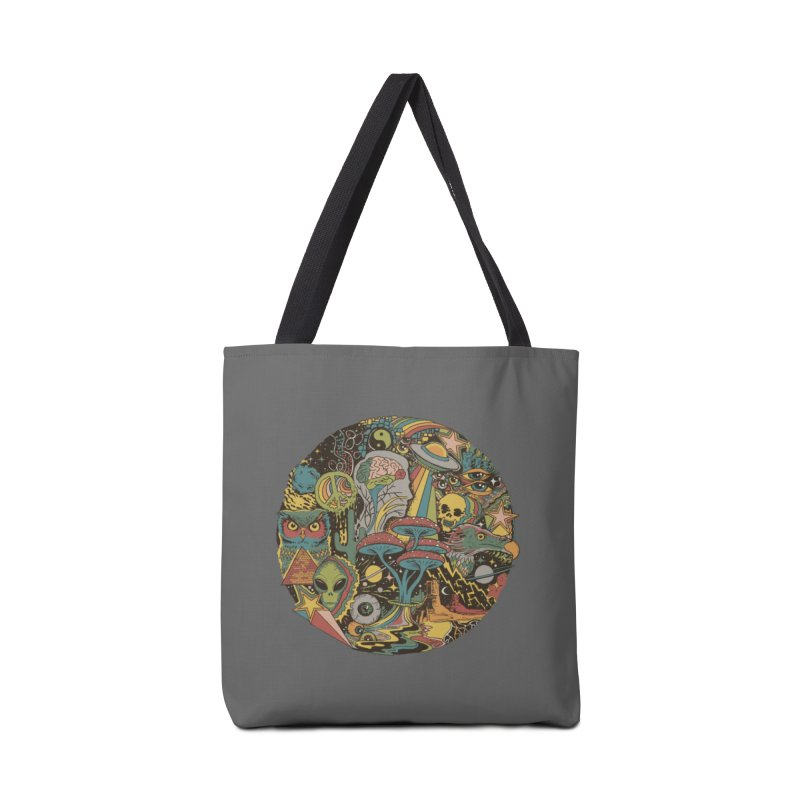 Your Mind's Eye Accessories Bag by Threadless Artist Shop