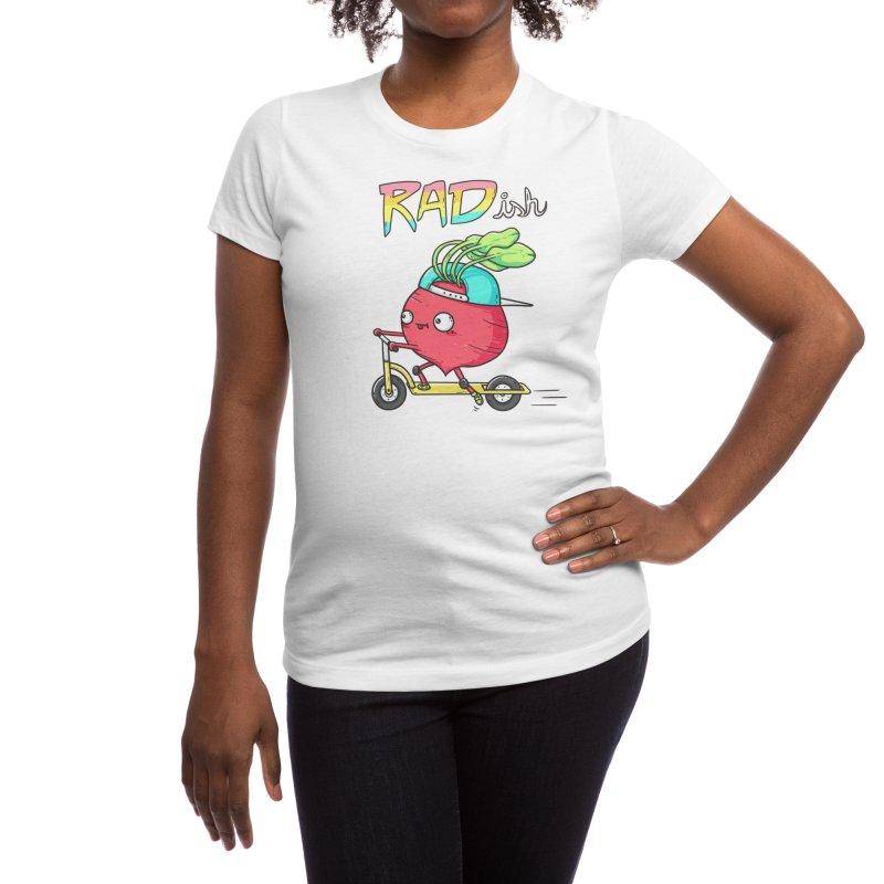Radish Women's T-Shirt by Threadless Artist Shop