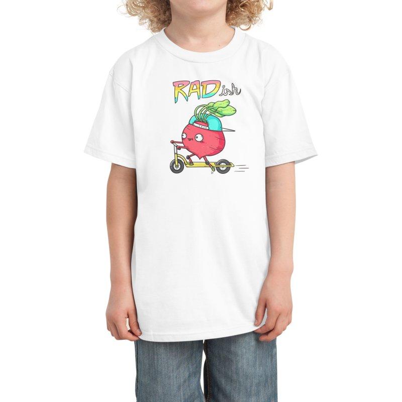 Radish Kids T-Shirt by Threadless Artist Shop