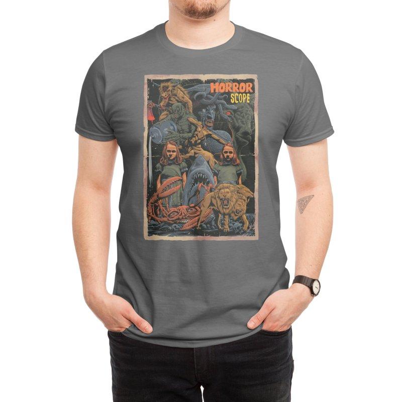 Horrorscope - Khairul Anam Men's T-Shirt by Threadless Artist Shop