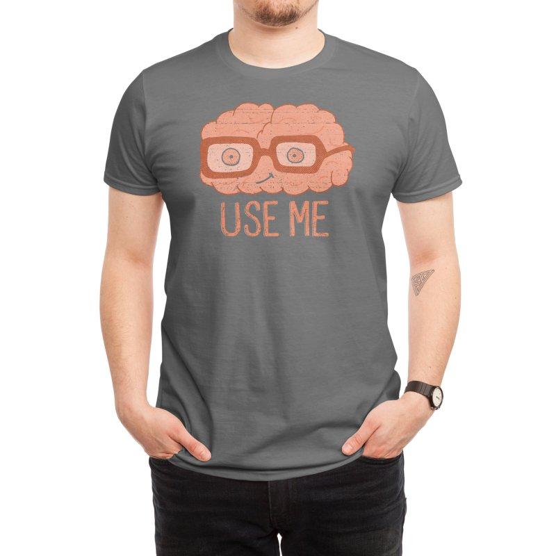 Underused Men's T-Shirt by Threadless Artist Shop