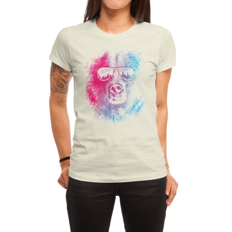 Call of the Wild Women's T-Shirt by Threadless Artist Shop