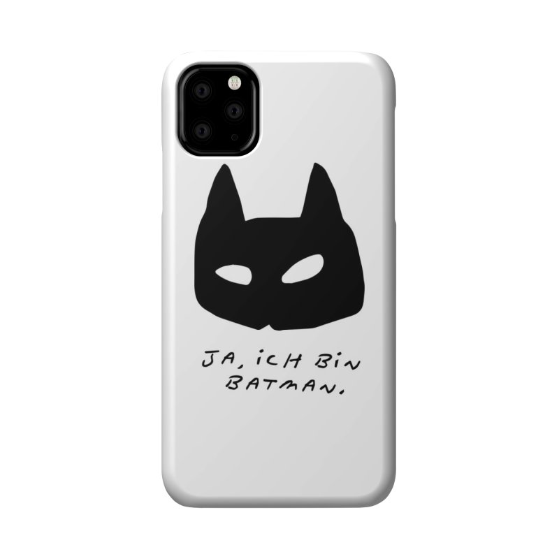 Yes I Am Accessories Phone Case by Threadless Artist Shop