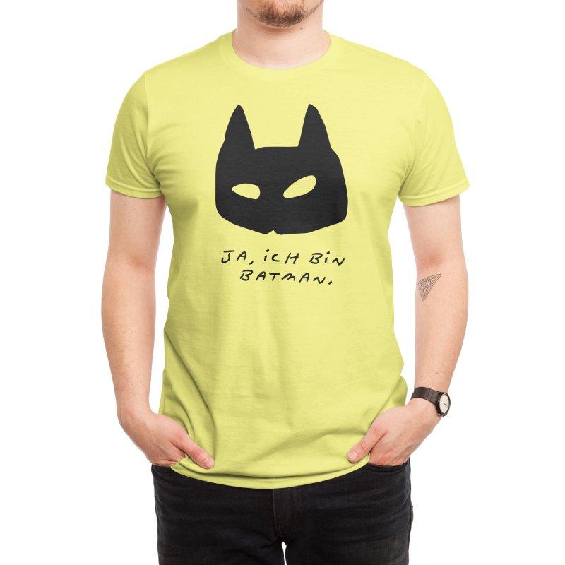 Yes I Am Men's T-Shirt by Threadless Artist Shop