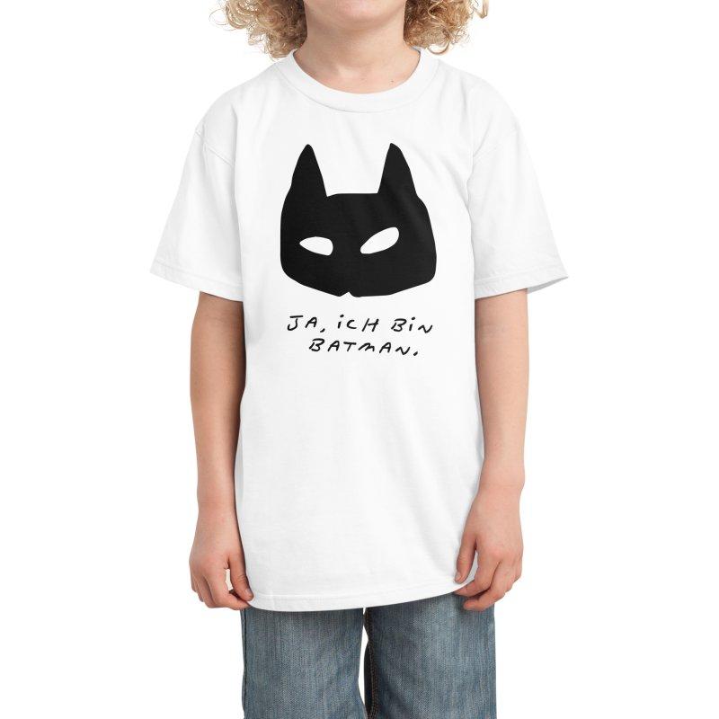 Yes I Am Kids T-Shirt by Threadless Artist Shop