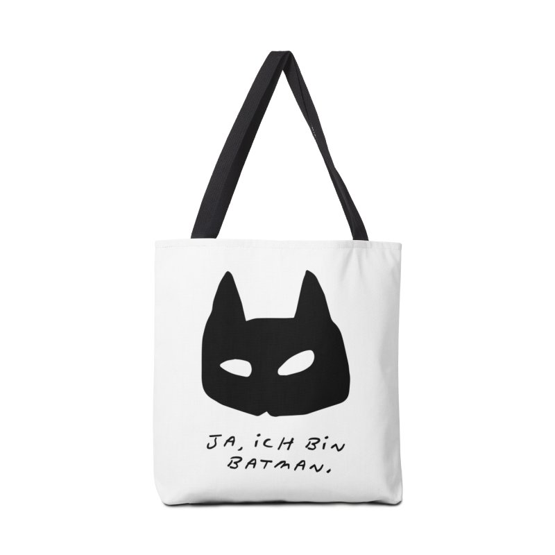 Yes I Am Accessories Bag by Threadless Artist Shop