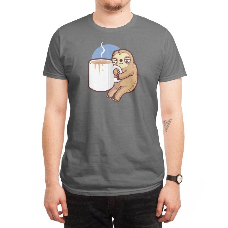 Ahhh Mornings Men's T-Shirt by Threadless Artist Shop
