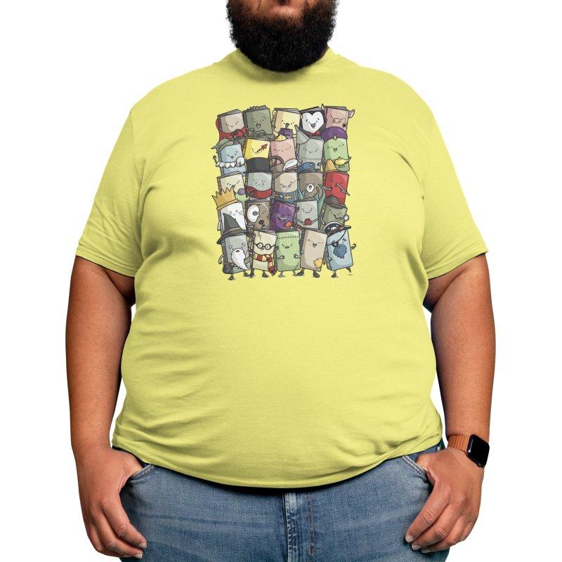 Storytellers Men's T-Shirt by Threadless Artist Shop