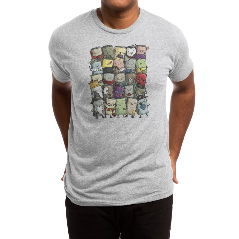 Storytellers Men's T-Shirt by Threadless Artist Shop