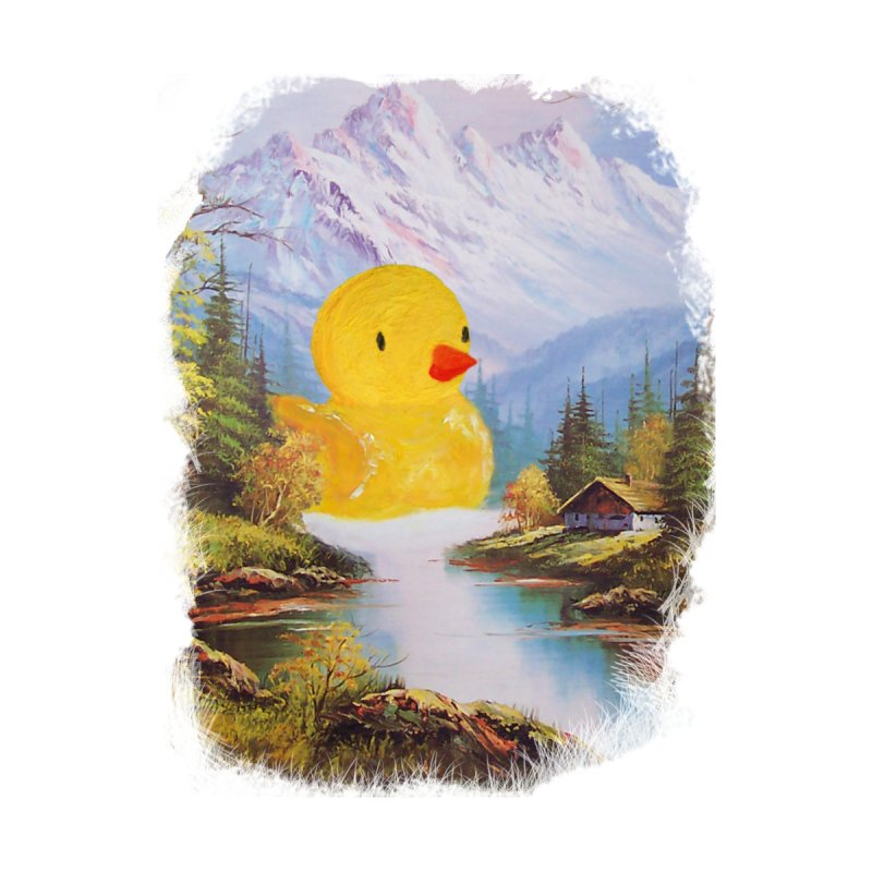 So Quack Home Shower Curtain by Threadless Artist Shop
