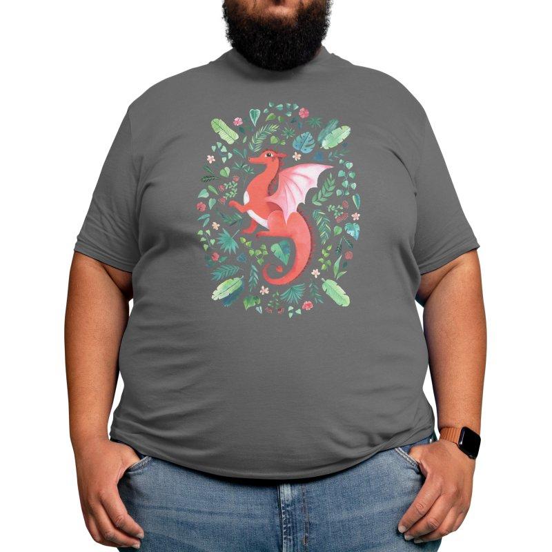 Tropical Dragon Men's T-Shirt by Threadless Artist Shop