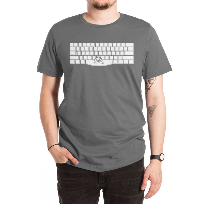Spacebar Men's T-Shirt by Threadless Artist Shop
