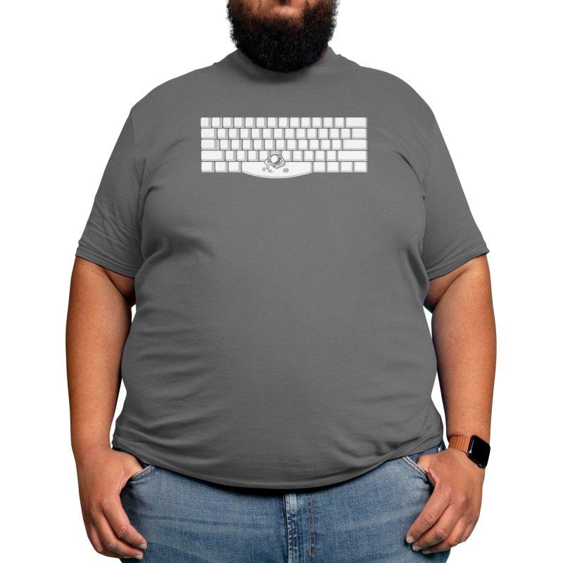 Spacebar Men's T-Shirt by Threadless Artist Shop