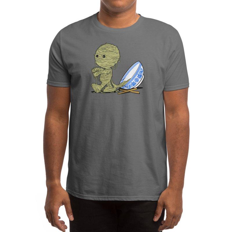 'Ramen'ses Return (Black Variant) Men's T-Shirt by Threadless Artist Shop