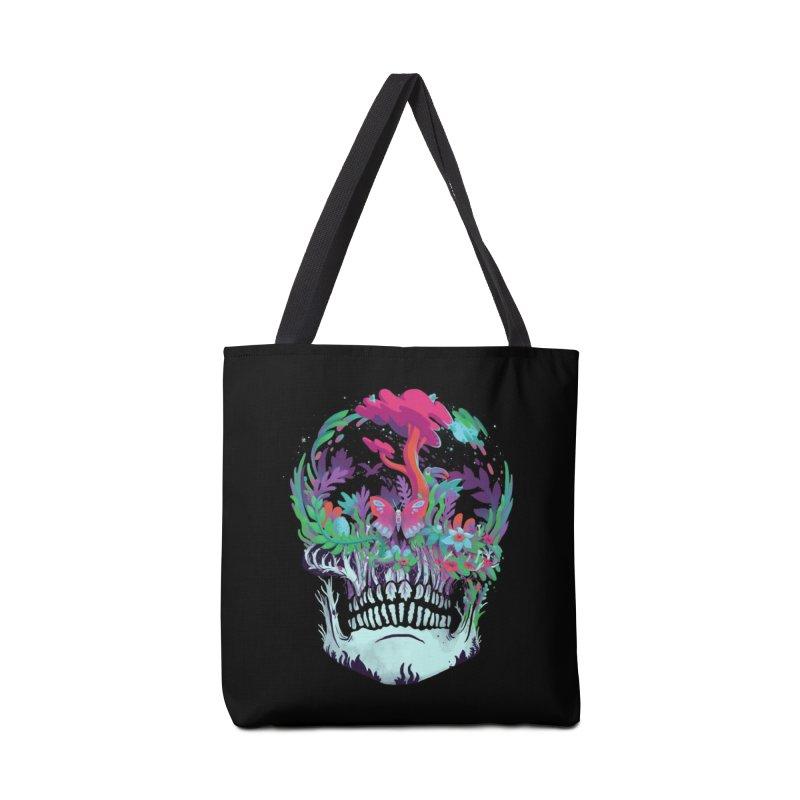 Beyond Death (Black Variant) Accessories Bag by Threadless Artist Shop