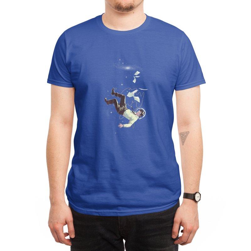The Big Drop Men's T-Shirt by Threadless Artist Shop