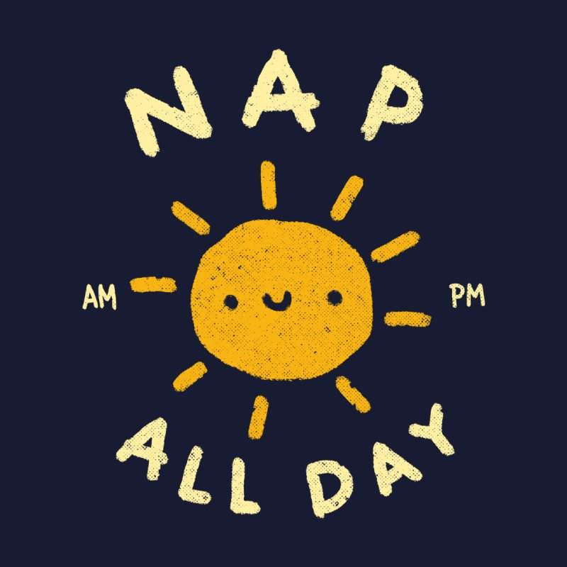 Naps Men's T-Shirt by Threadless Artist Shop