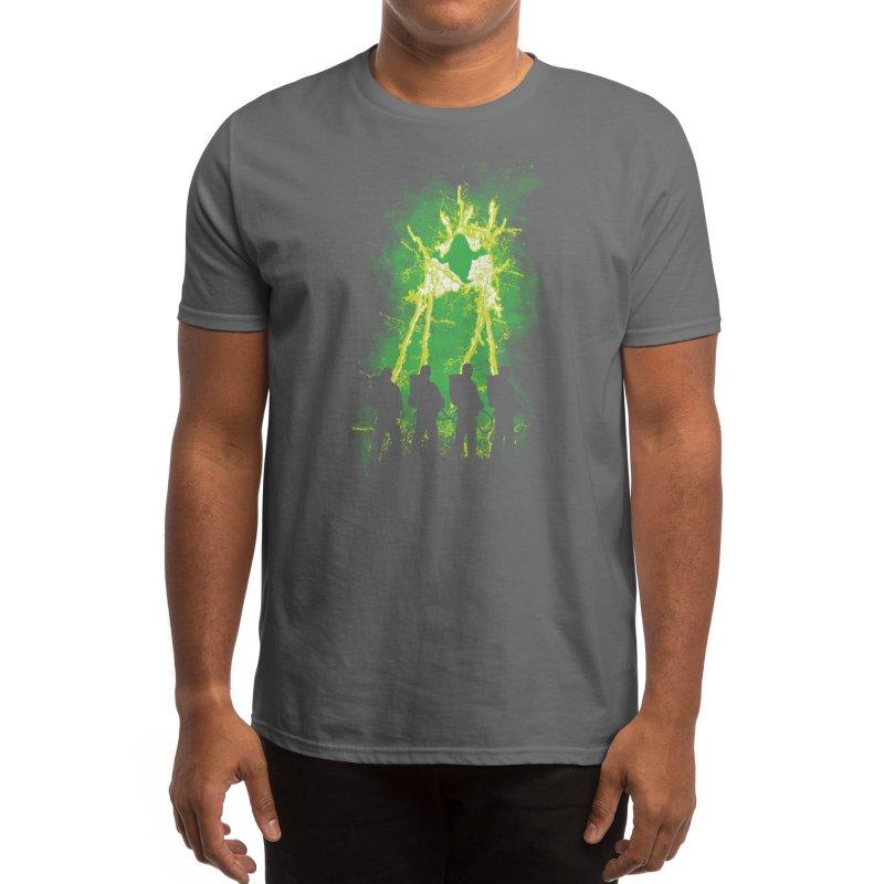Cleaning Up Town Men's T-Shirt by Threadless Artist Shop
